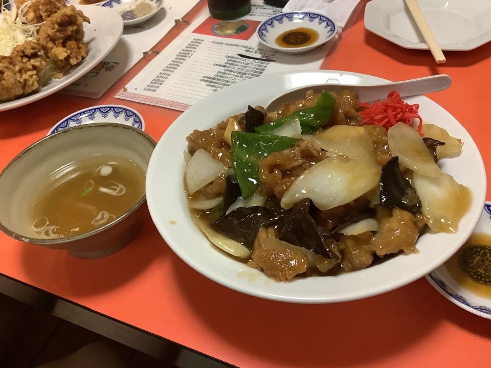 東菜館純ちゃん