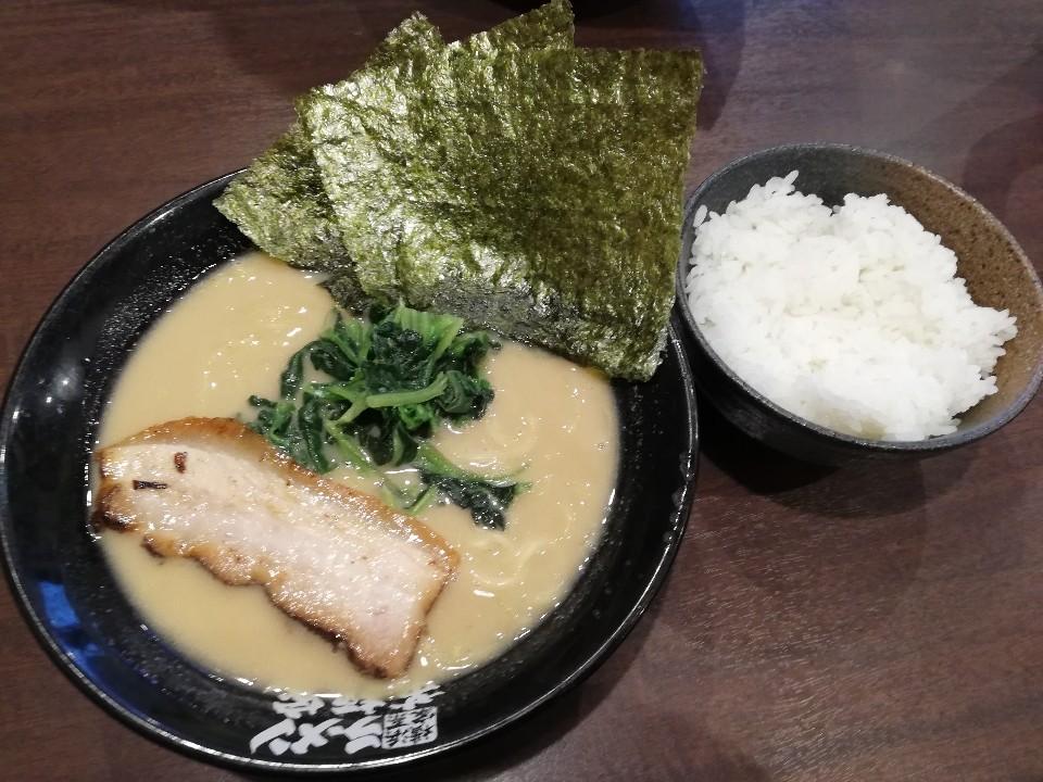 革麺家 福島店