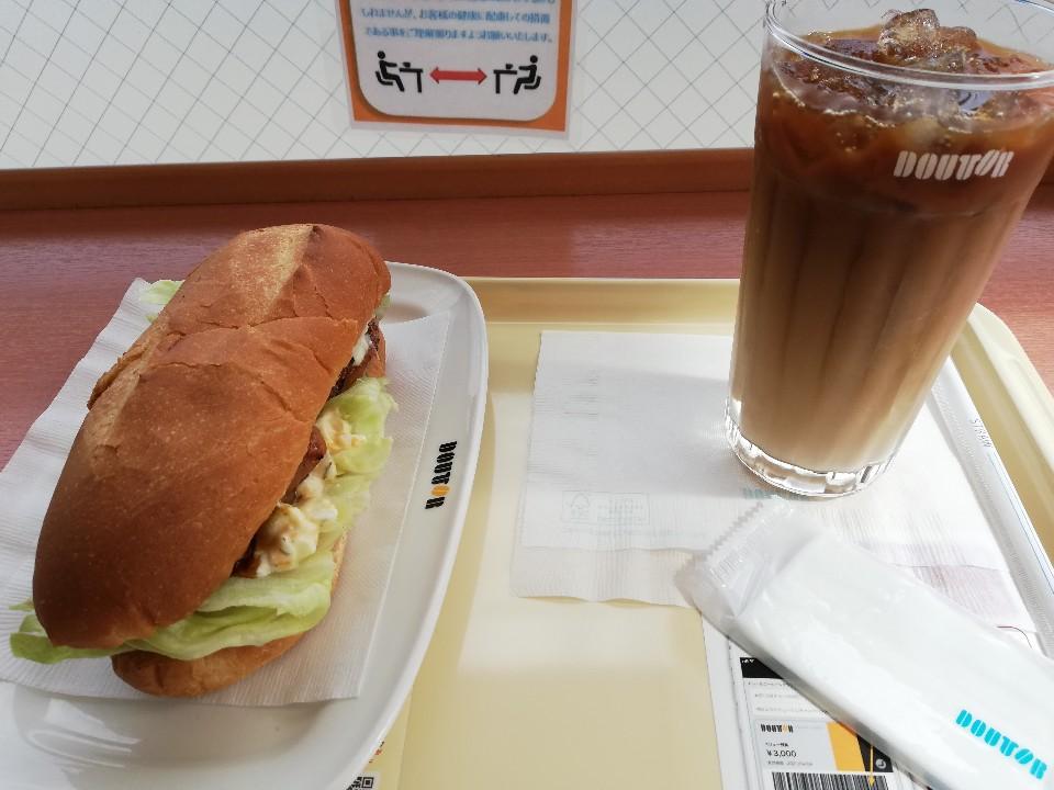 ドトールコーヒーショップ EneJet 和歌山岡崎店