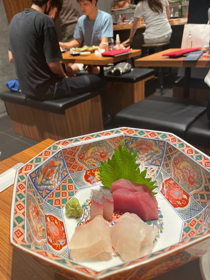 酒と魚と汝と私
