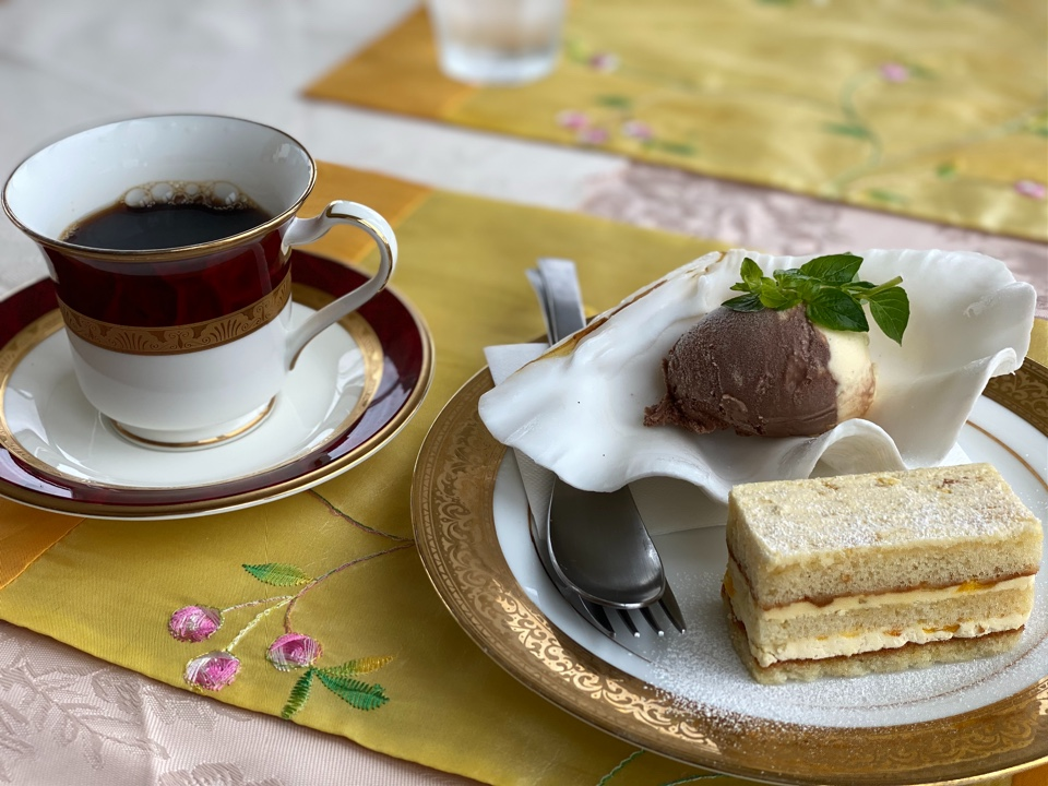 カフェ ラミネール