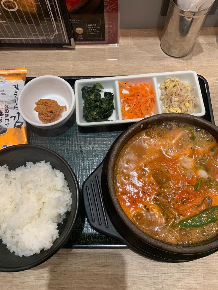 東京純豆腐 アミュプラザおおいた店
