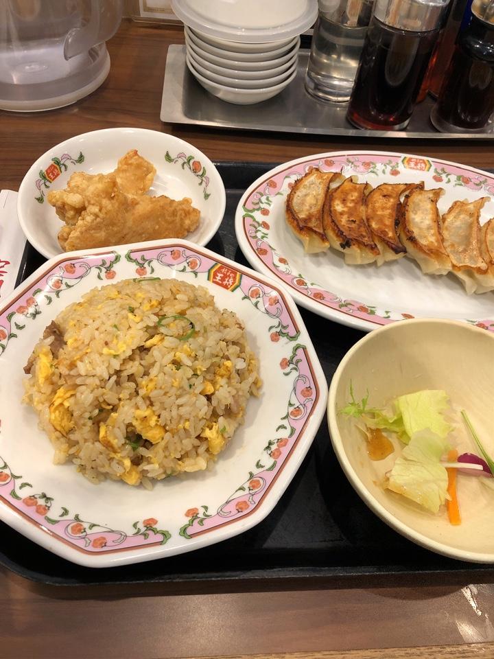 餃子の王将 草加店