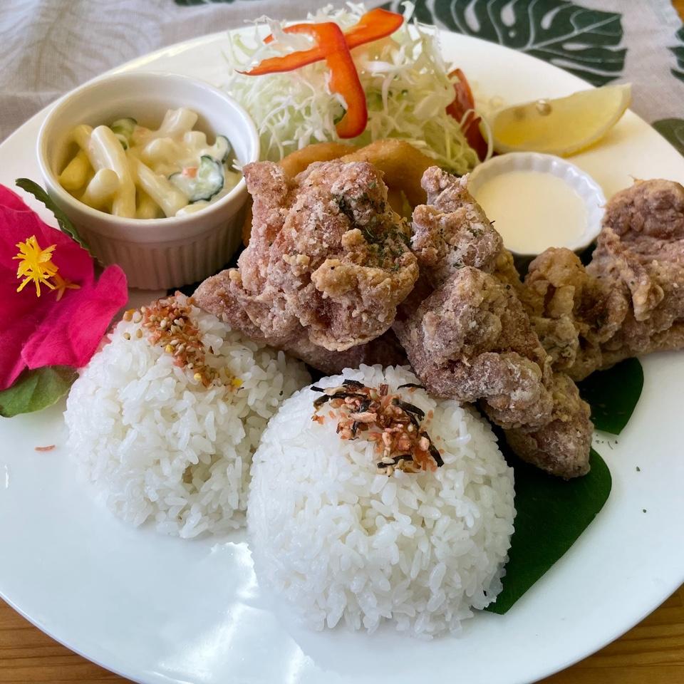 Hawaiian  Moana Cafe
