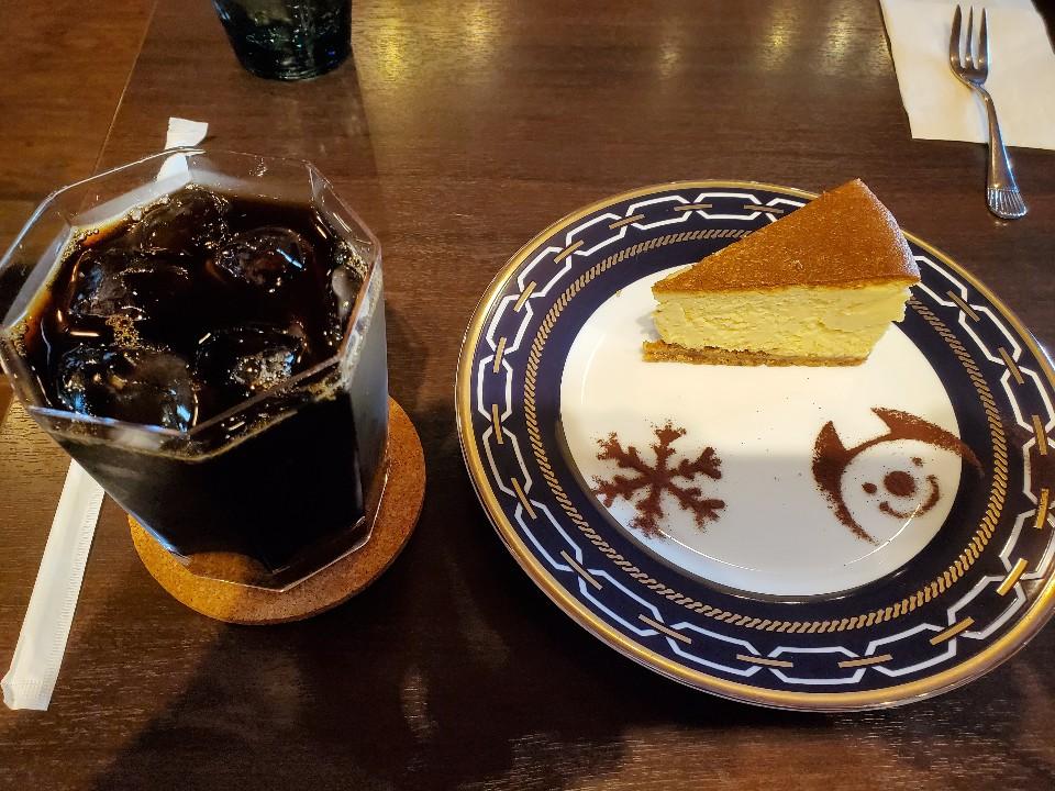 自家焙煎珈琲と洋菓子 ラポール
