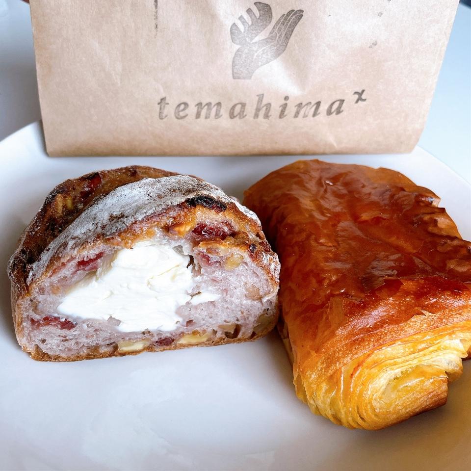 パンとヨガの店 temahima
