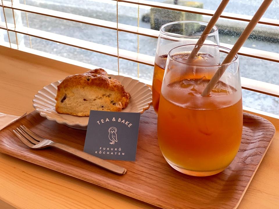 フクロウ紅茶店
