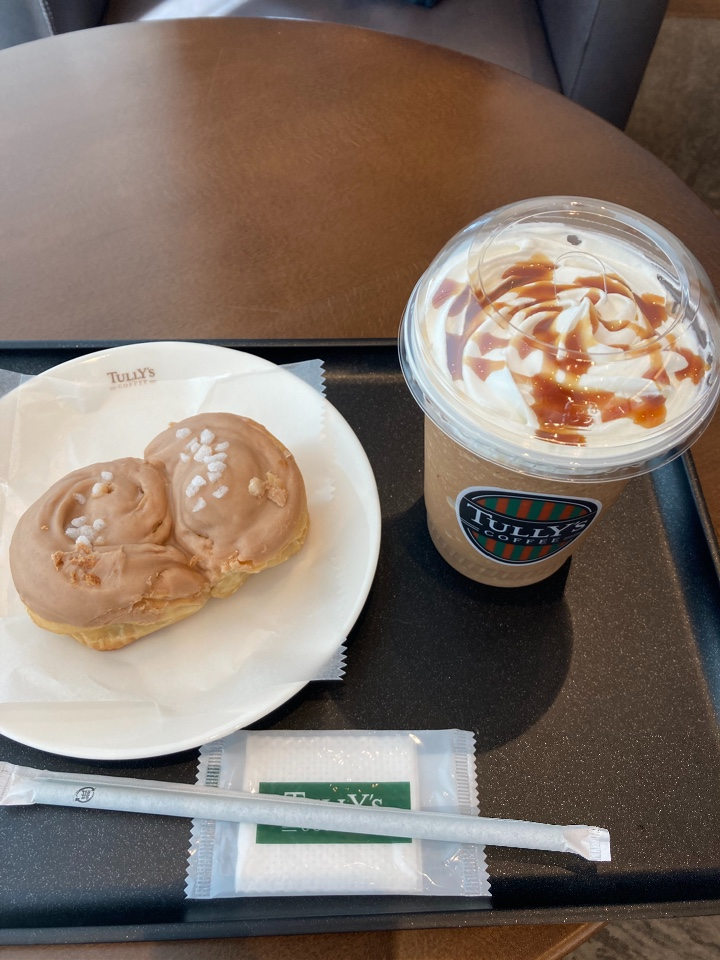 TULLY'S COFFEE タリーズコーヒー富士山三島東急ホテル店