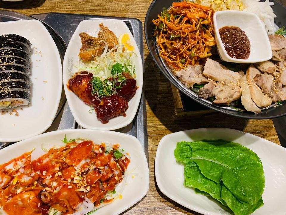 韓国食堂 bibimaru 豊川中条町店
