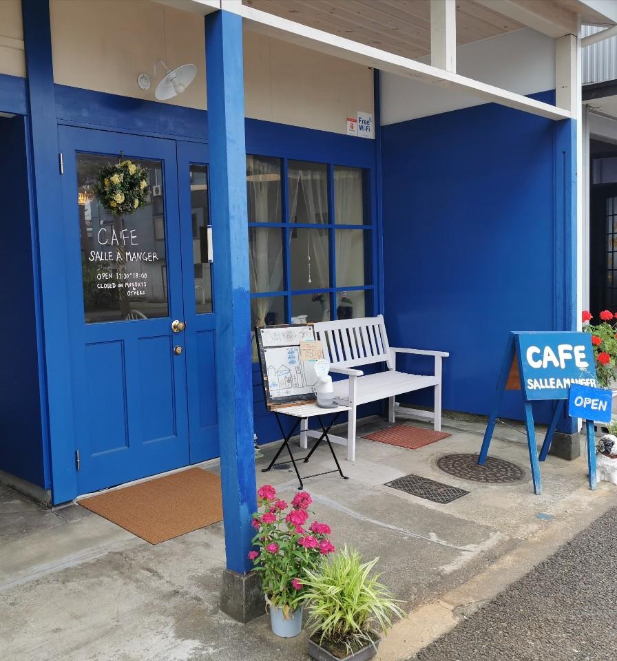 CAFE SALLE A MANGER カフェ サラマンジェの口コミ