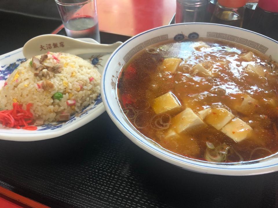 中華料理大沼飯店の口コミ