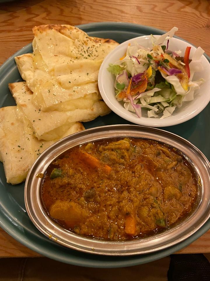 Nepal&India Tandoori kitchen PAHUNA