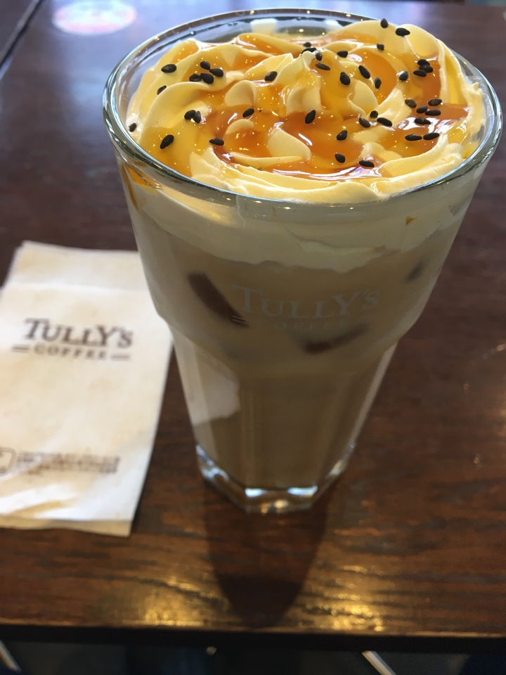 TULLY'S COFFEEタリーズコーヒー春日部西口店