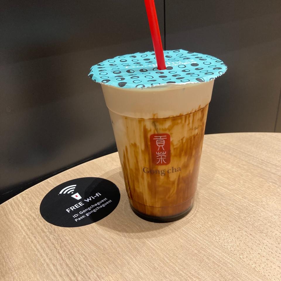 ゴンチャ  貢茶モラージュ菖蒲店