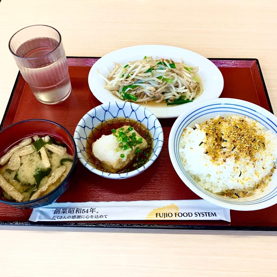 まいどおおきに食堂 飯田座光寺食堂