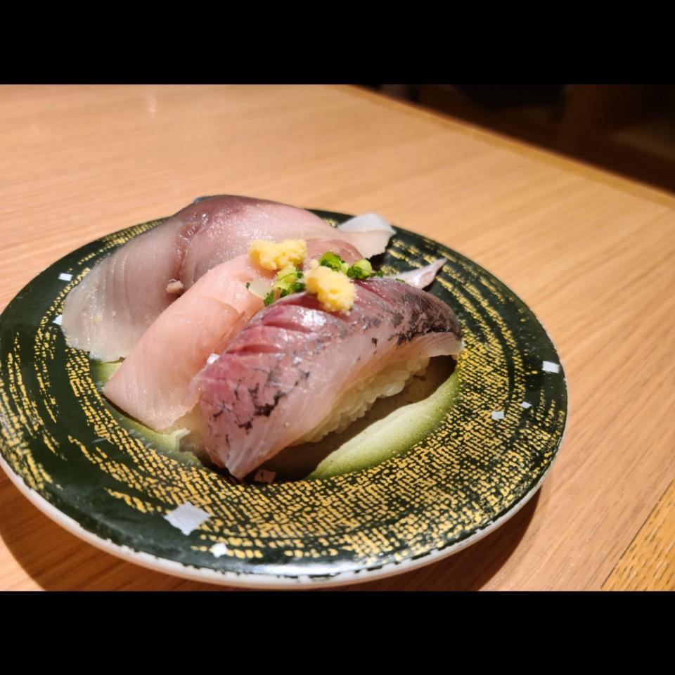 回転寿司 魚一心 小樽店