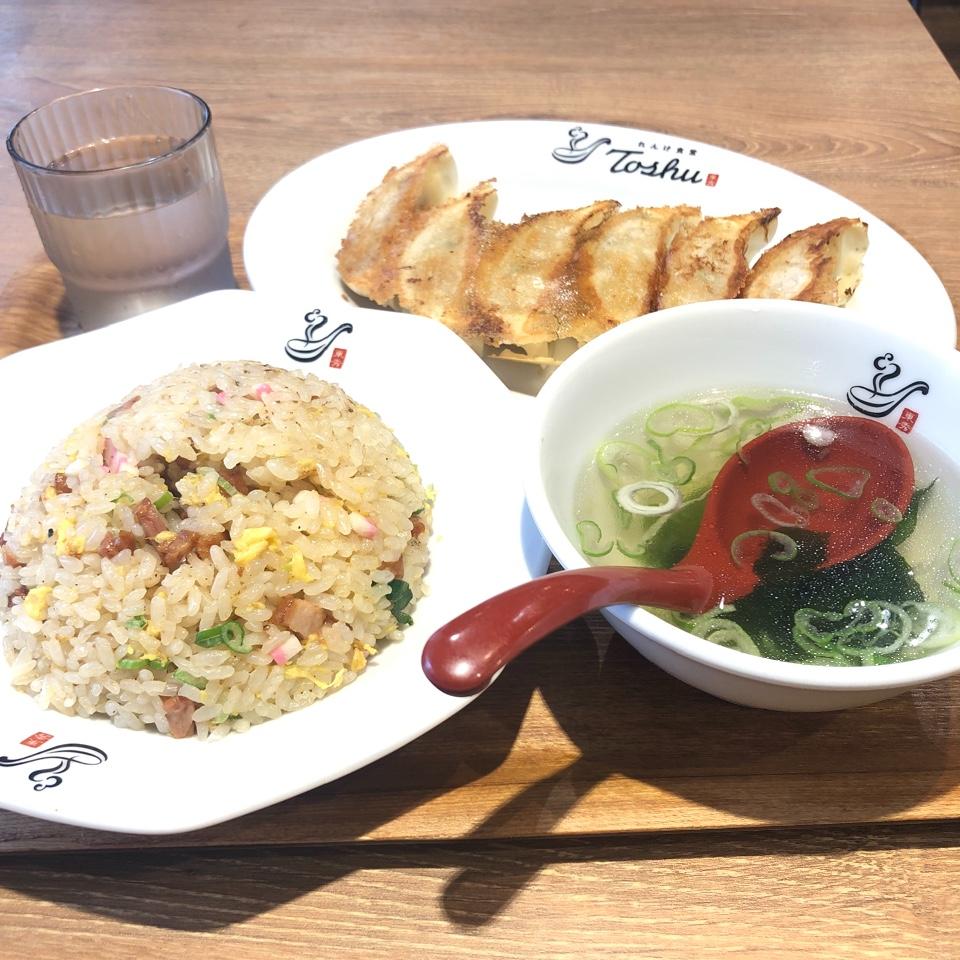 れんげ食堂 Toshu 八幡山店