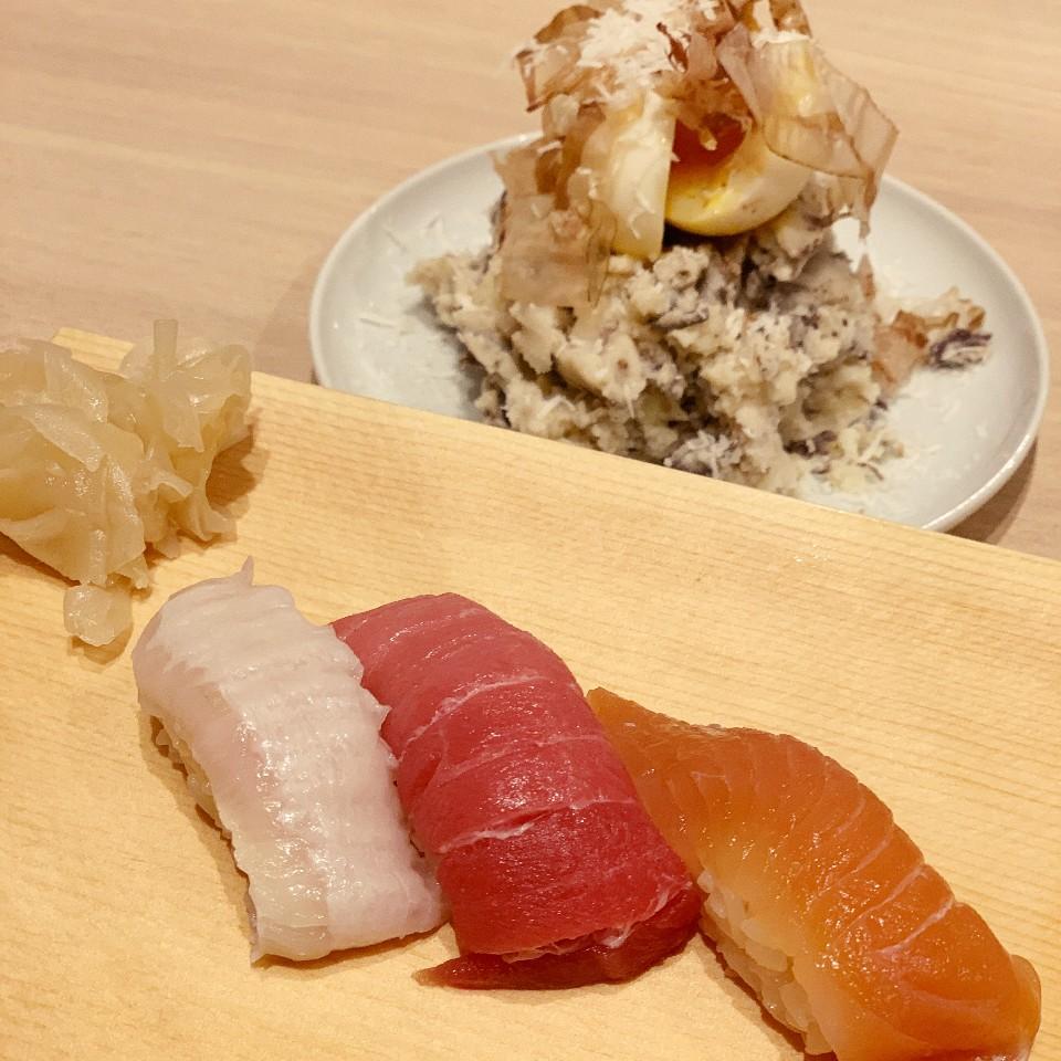 寿司とMAS 武蔵小山