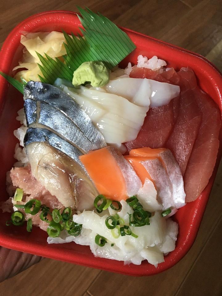 海の丼 丼丸 住吉店の口コミ