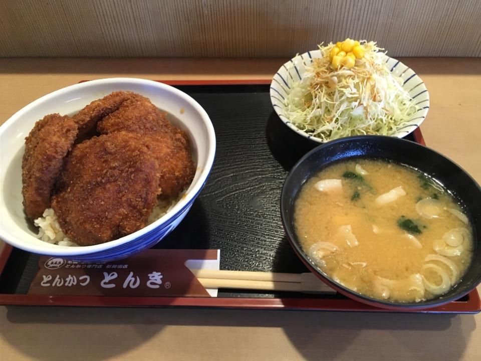 とんかつとんき 新発田店