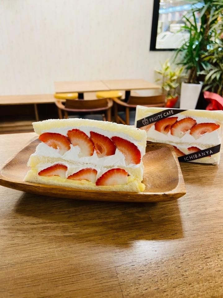 ICHIBANYA FRUITS CAFE/奈良ふるいち店の口コミ