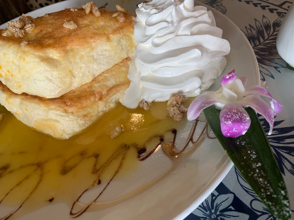Hawaiian Pancake Cafe  KOA 沖縄の綺麗な青い海とこだわりパンケーキの口コミ