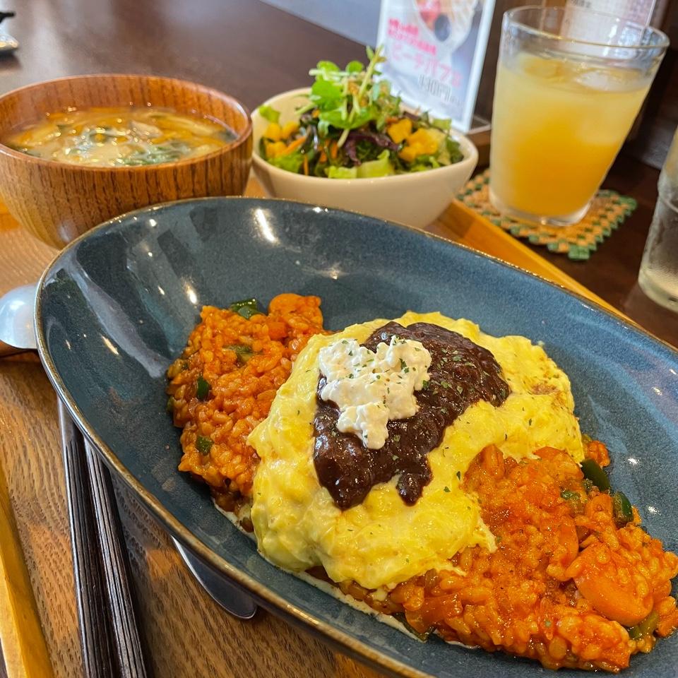 Organic cafe 楽ロビkitchen.の口コミ