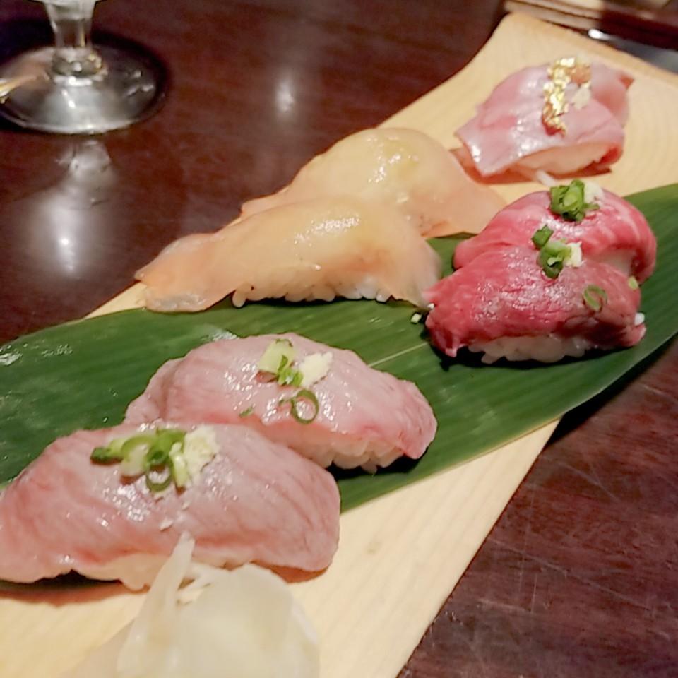 ブランド肉と旬の鮮魚と古酒の店『秀(hide)』の口コミ