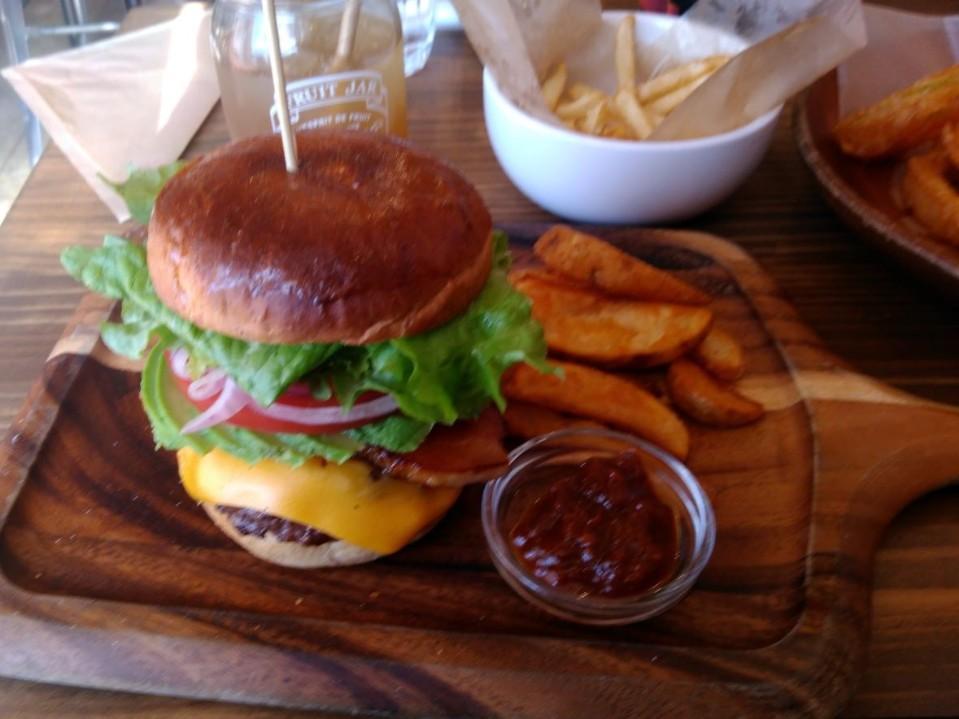 #Burgerholic(バーガーホリック)/グルメバーガーの口コミ