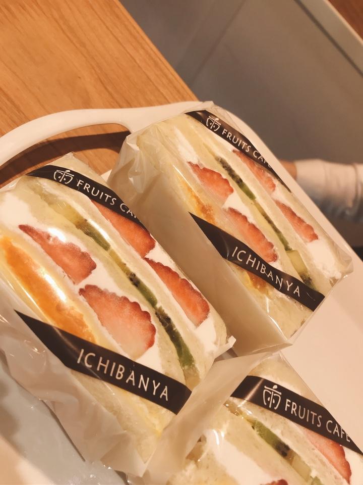 ICHIBANYA FRUITS CAFE 大阪/なんばウォーク店の口コミ