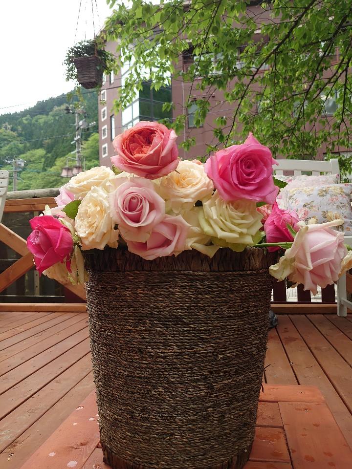 Rose Garden Cafeの口コミ